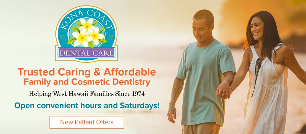 Discover the Kailua Area's Family & Cosmetic Dentist - Now Welcoming New Patients